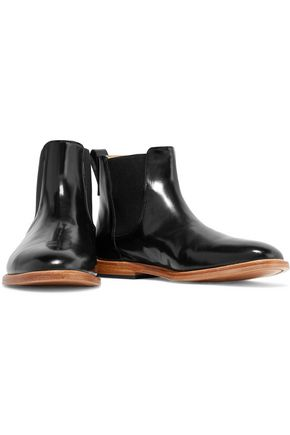 DIEPPA RESTREPO Leather ankle boots