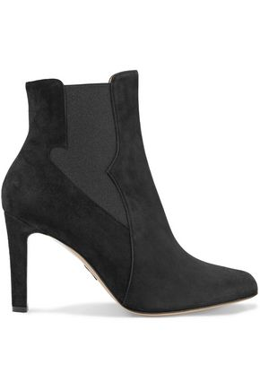 PAUL ANDREW Kamilla suede ankle boots