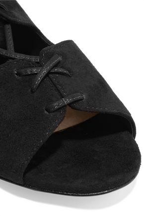SCHUTZ Imari suede sandals