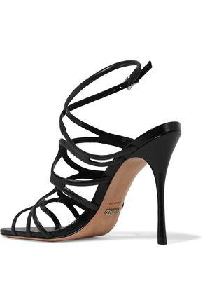 SCHUTZ Rosye leather sandals