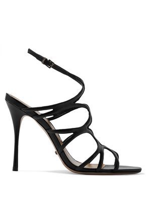 SCHUTZ Rosye leather sandals