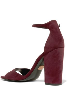 MICHAEL KORS COLLECTION Rosa suede sandals
