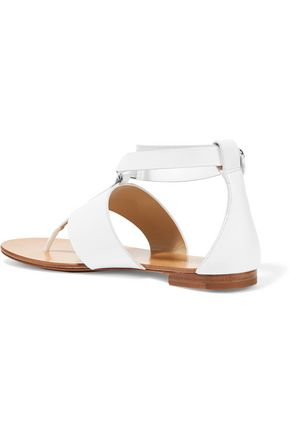 MICHAEL KORS COLLECTION Candice leather sandals