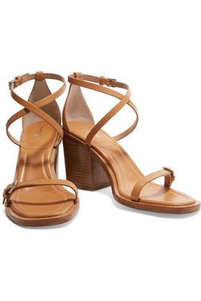 MICHAEL KORS COLLECTION Madie leather sandals