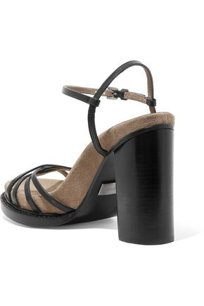 MICHAEL KORS COLLECTION Raina leather sandals