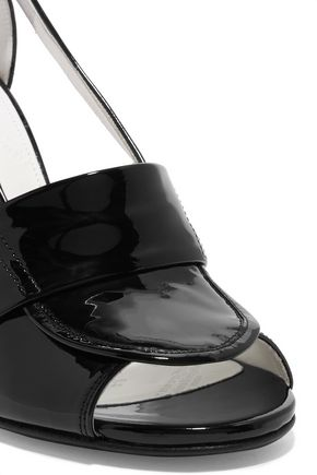 MAISON MARGIELA Patent-leather sandals