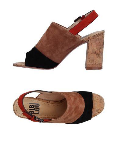 Фото - Женские сандали BIBI LOU коричневого цвета
