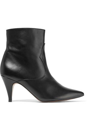 IRO Meryl leather ankle boots