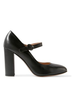 IRIS & INK Emily leather pumps