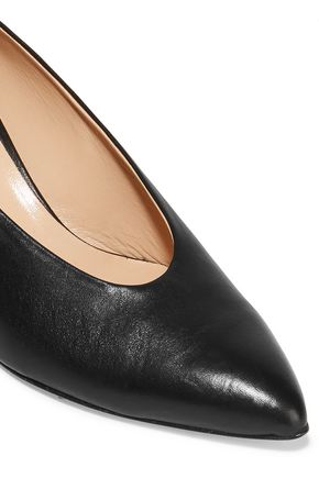 IRIS AND INK Felicity leather pumps