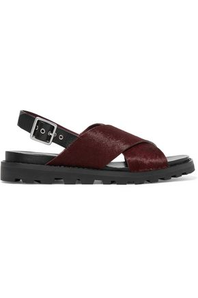 MARC BY MARC JACOBS Calf hair sandals