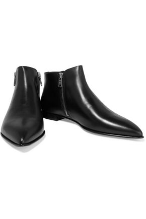 MARC BY MARC JACOBS Blake leather ankle boots