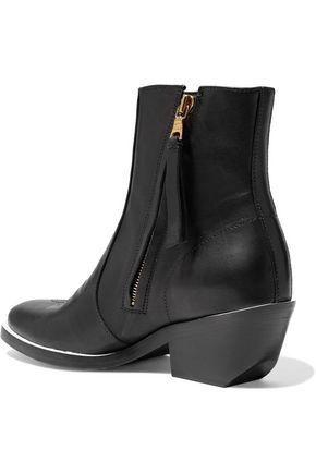 RAG & BONE Steele leather ankle boots
