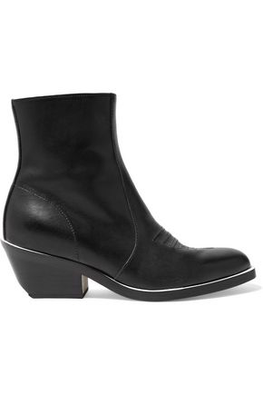 RAG & BONE Steele leather ankle boots