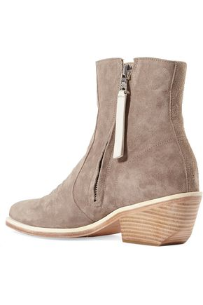 RAG & BONE Steele suede ankle boots