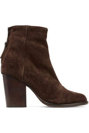 RAG & BONE Ashby suede ankle boots
