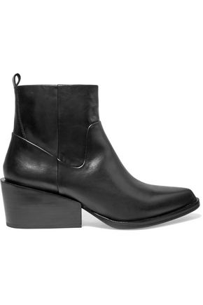 DKNY Linden leather ankle boots
