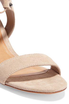 SCHUTZ Darby suede sandals