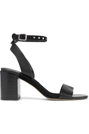 RAG & BONE Gia stud-embellished leather sandals