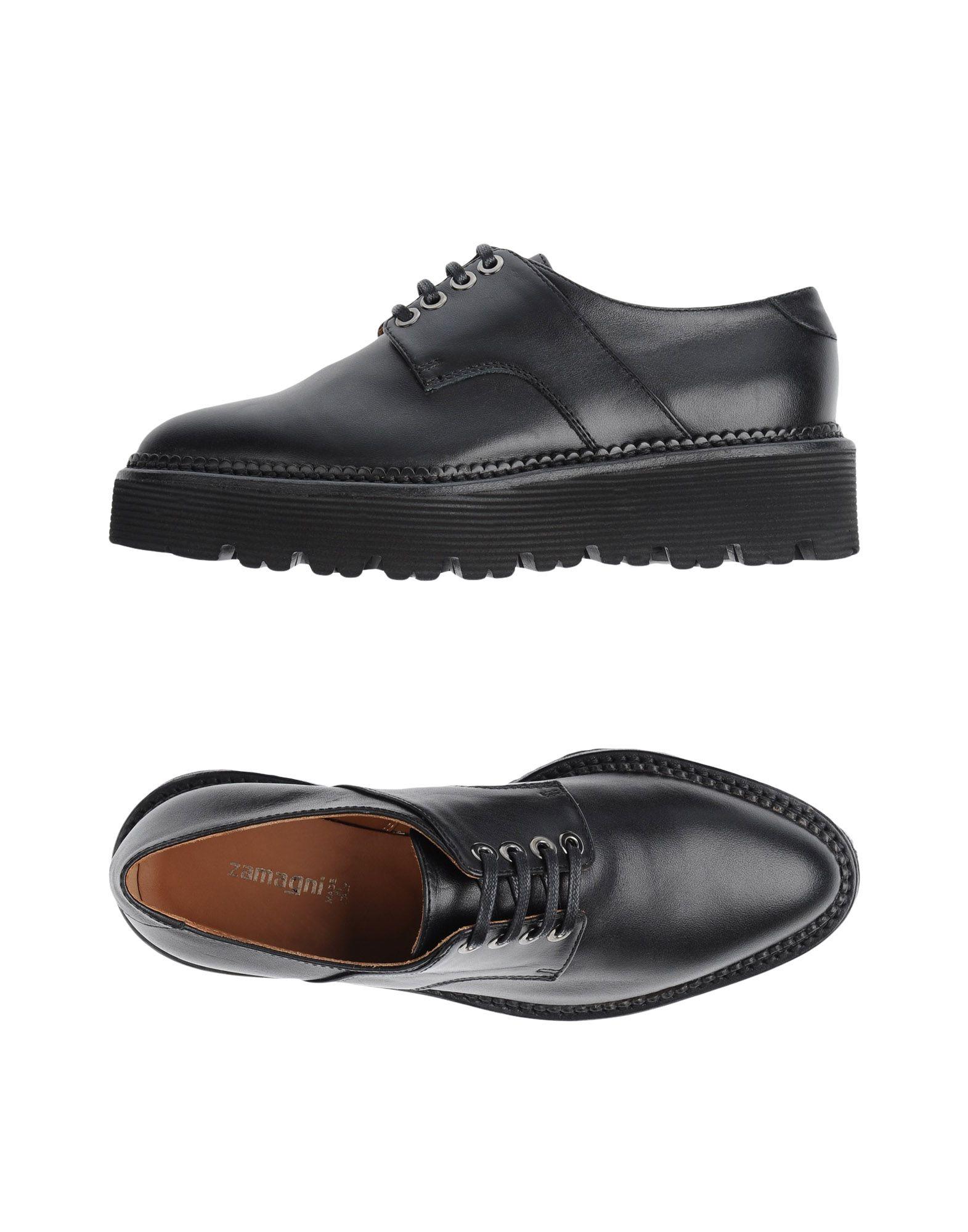 ZAMAGNI Обувь на шнурках цены онлайн