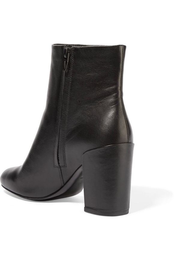 Hana leather ankle boots | ALEXANDER WANG | Sale up to 70% off | THE OUTNET