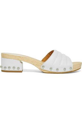 SIGERSON MORRISON Abel studded leather sandals