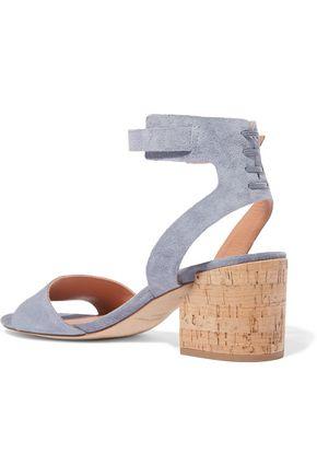 SIGERSON MORRISON Riva suede sandals