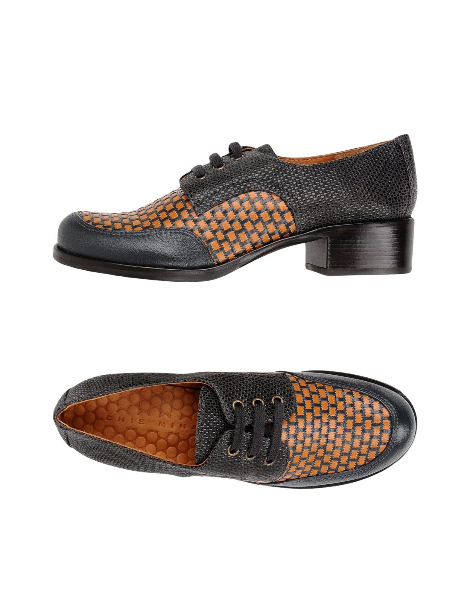 купить CHIE MIHARA Обувь на шнурках дешево