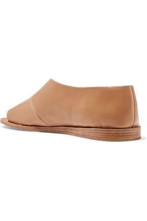 VINCE. Leather sandals
