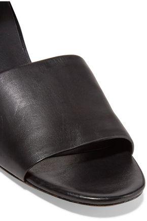 VINCE. Rosalia leather sandals