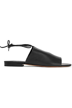 VINCE. Leather sandals
