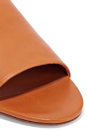 VINCE. Damon leather sandals