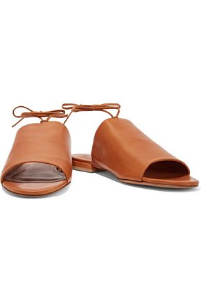 VINCE. Damon leather sandals