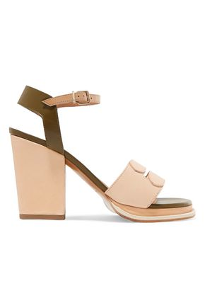 ROBERT CLERGERIE Leather sandals