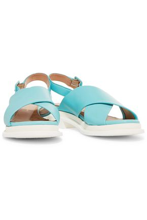 ROBERT CLERGERIE Caliente leather sandals