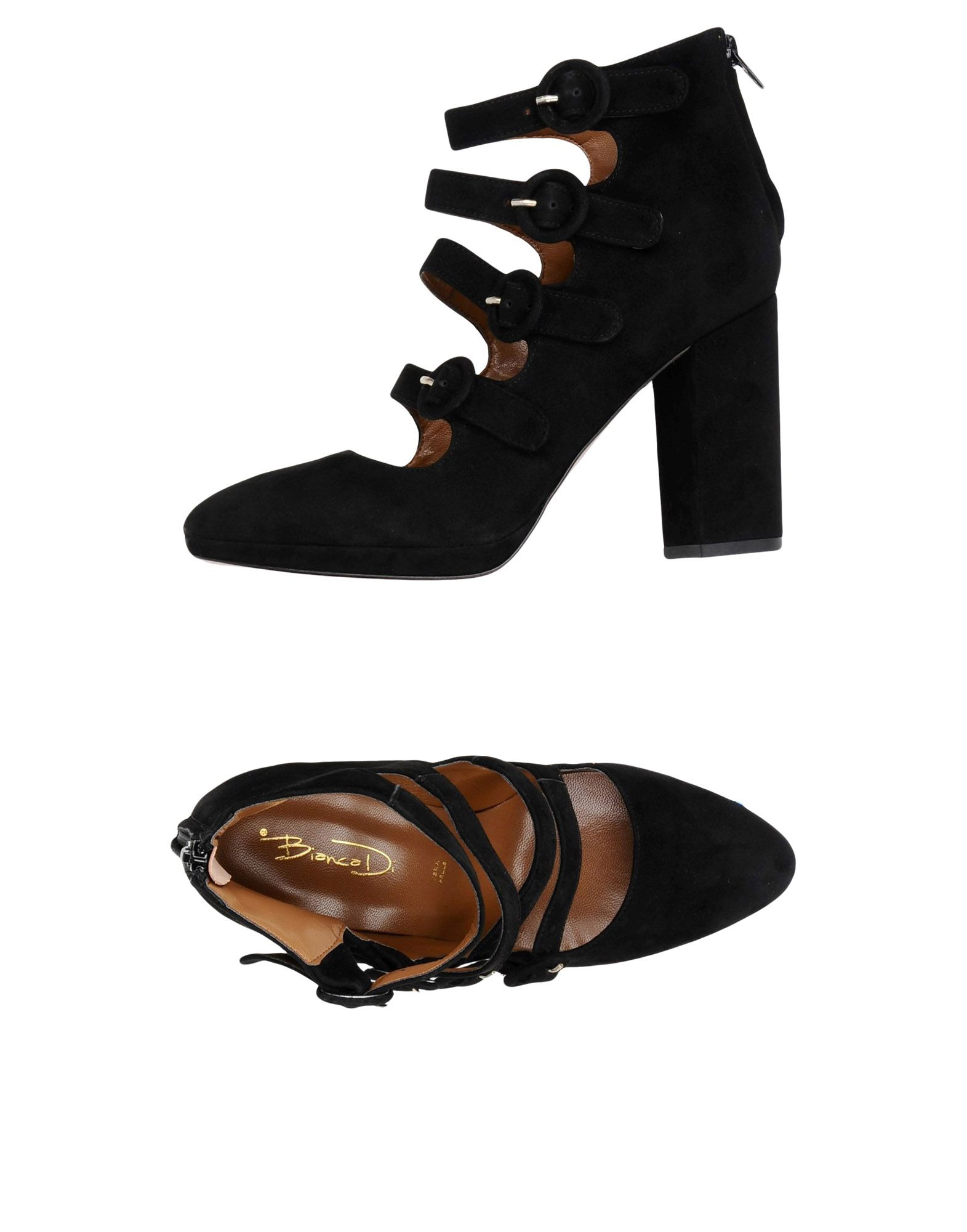 BIANCA DI Туфли цены онлайн