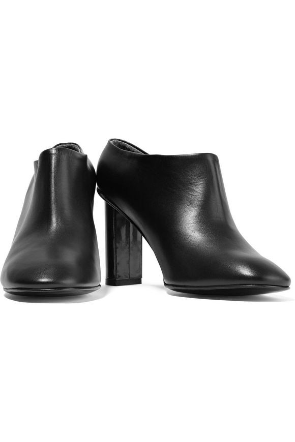 Tito leather ankle boots | ROBERT CLERGERIE | Sale up to 70% off | THE  OUTNET