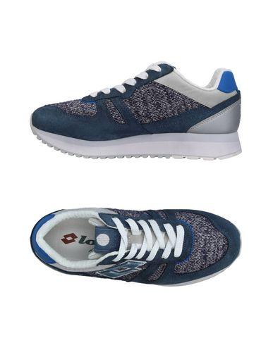 Купить Низкие кеды и кроссовки от LOTTO LEGGENDA синего цвета