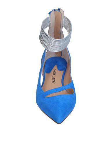 Фото 2 - Женские балетки RACINE CARRÉE синего цвета