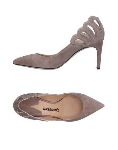Фото - Женские туфли RACINE CARRÉE серого цвета