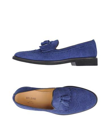 Купить Мужские мокасины BELSIRE синего цвета