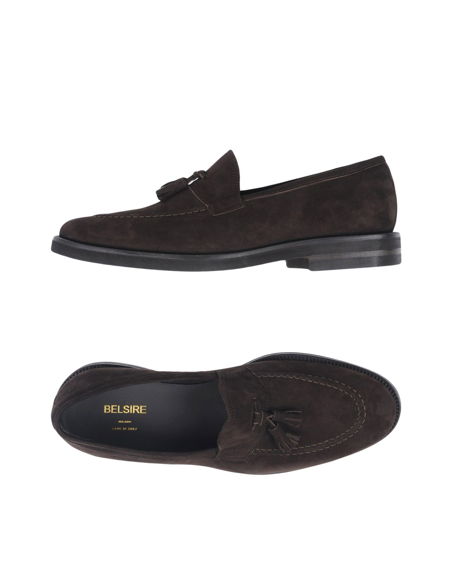 BELSIRE Loafers in Dark Brown