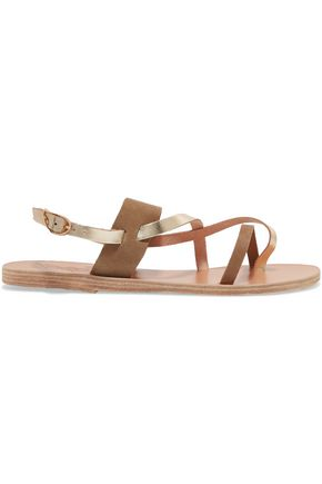 ANCIENT GREEK SANDALS Alethea leather sandals