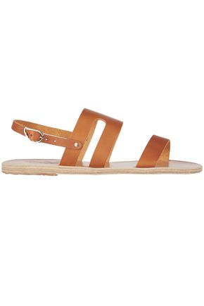 ANCIENT GREEK SANDALS Athanasia cutout leather sandals