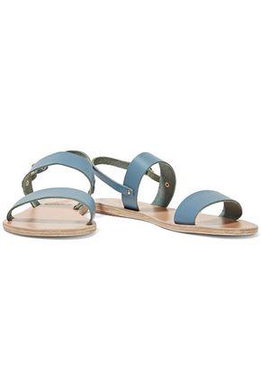 ANCIENT GREEK SANDALS Clio snake sandals