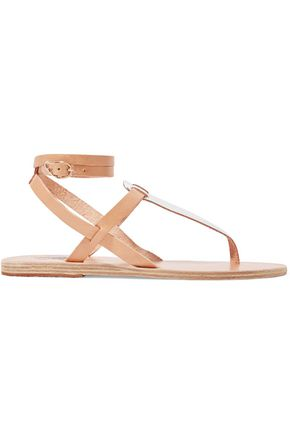 ANCIENT GREEK SANDALS Estia leather sandals