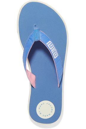 MARC BY MARC JACOBS Canvas flip flops