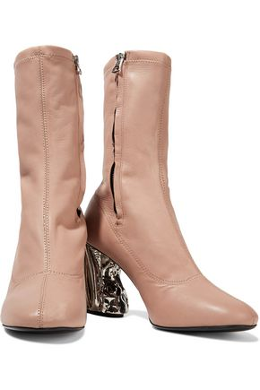 ACNE STUDIOS Odessa leather boots