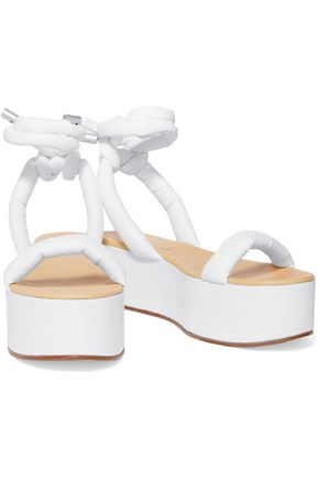 MM6 by MAISON MARGIELA Leather sandals