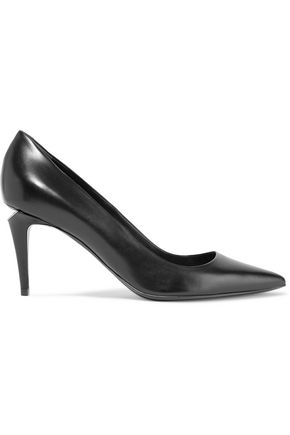 ALEXANDER WANG Trista leather pumps
